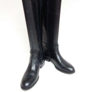 Lauren Ralph Lauren Women's Black Boot Size 8.5